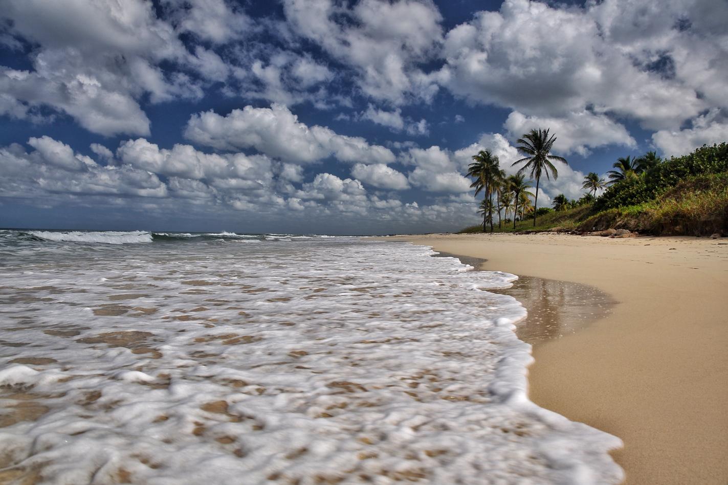 Playa del Este Havana