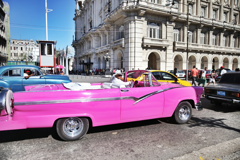 Un coche antiguo Habana