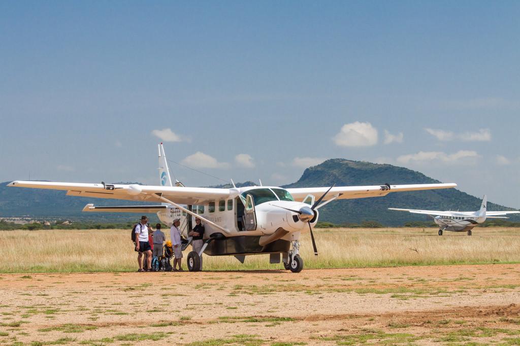 Cessna Caravan w Kogatende
