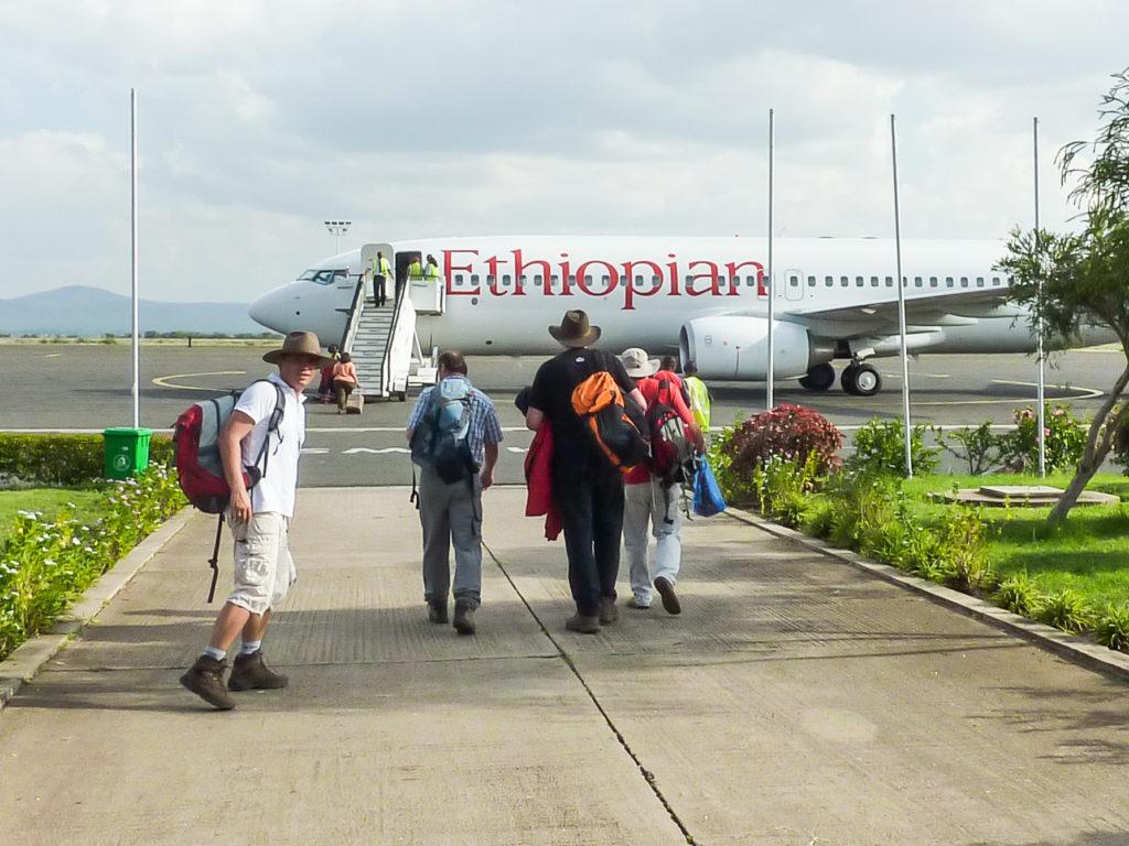 Lotnisko Kilimandżaro