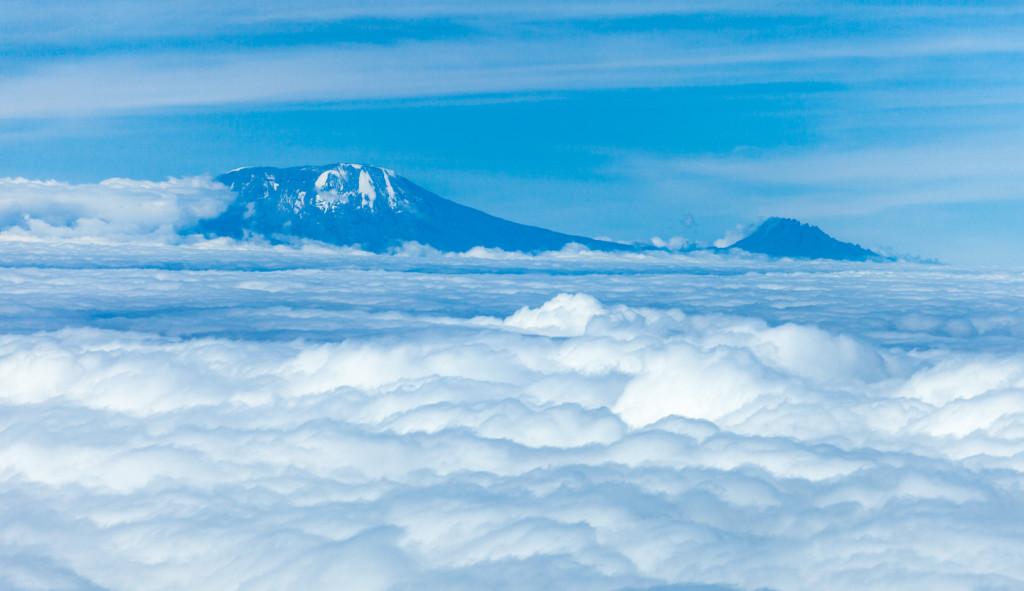 Kilimandżaro i Meru