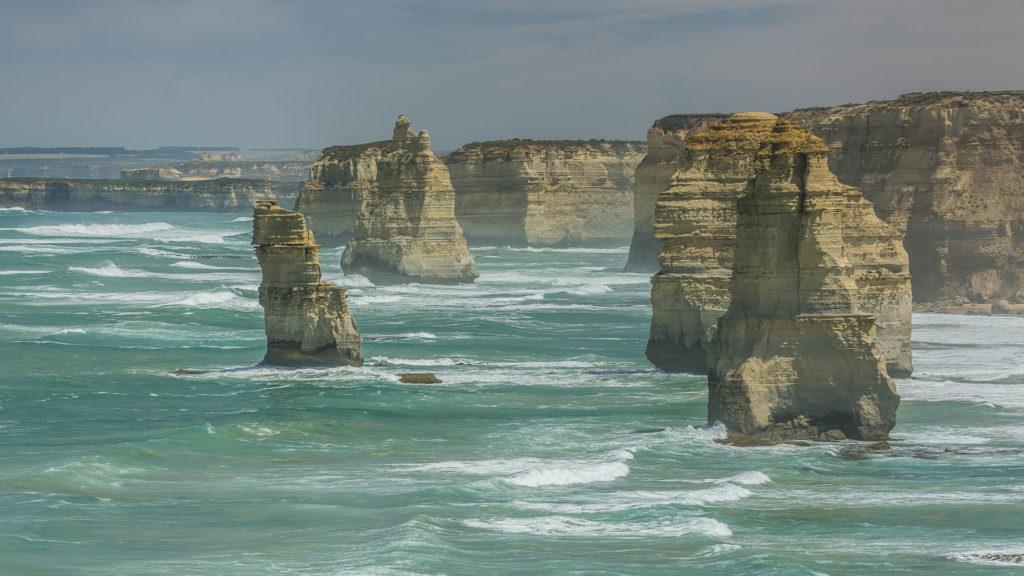 12 Apostels_Australia dla poczatkujacych