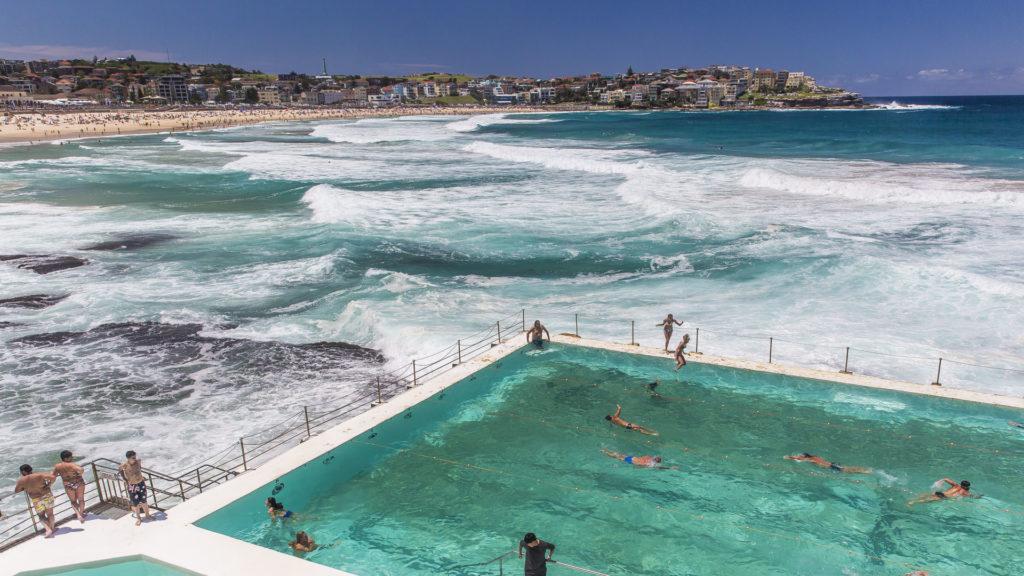 Bondi_Sydney_Australia dla poczatkujacych