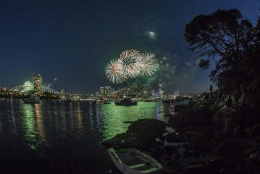 Fireworks Sydney Milesaway