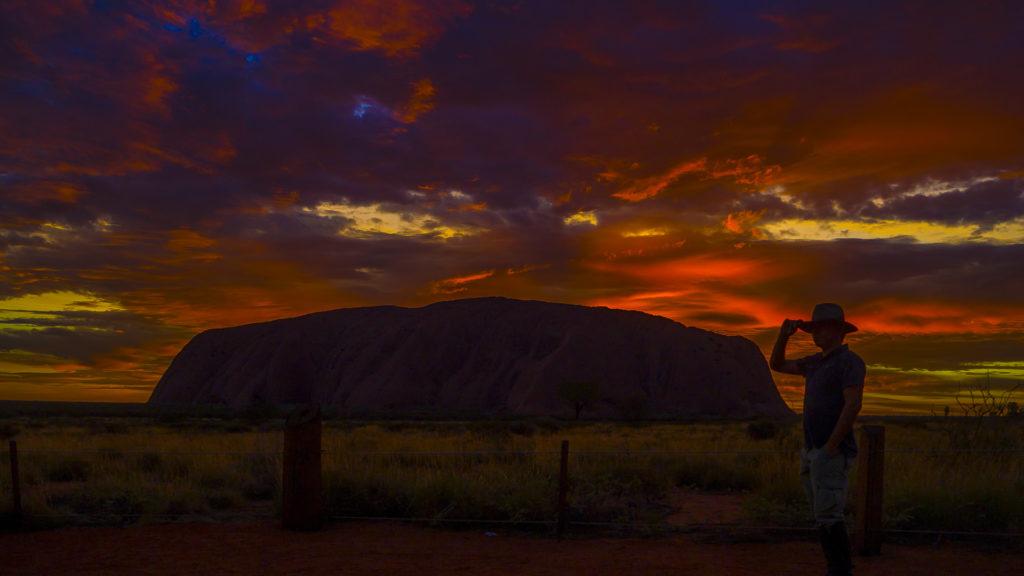 Uluru Australia dla poczatkujacych