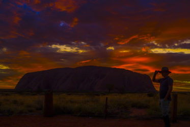 Uluru Sunrise Australia Milesaway Janusz Galka