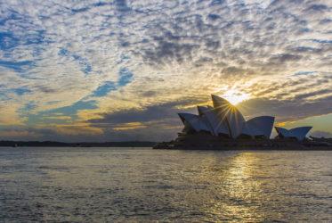 Opera House Sydney Sunrise Milesaway
