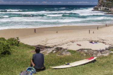 Surfer Sydney Milesaway