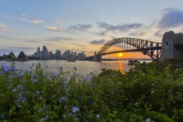 Sydney Harbour Bridge Milesaway