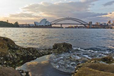 Sydney Opera House AND HARBOUR Bridge Milesaway