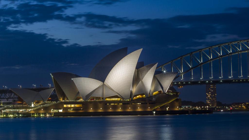 SydneyOperaHouse_Australia dla poczatkujacych