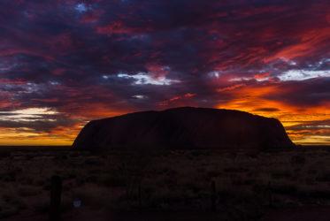 Uluru Sunrise Milesaway