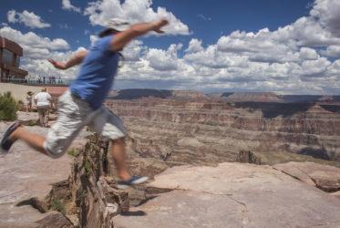 Skywalk Grand Canyon USA