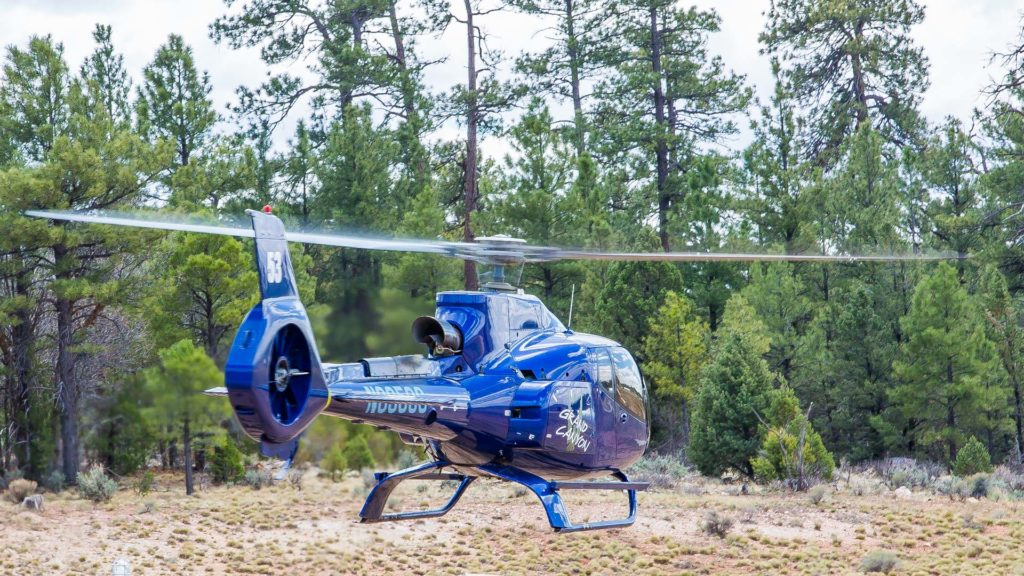 Grand Canyon South Rim Helicopter