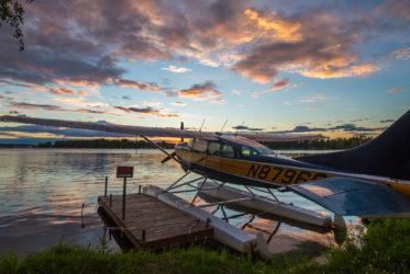 floatplane Alaska