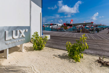 Male Lux* resort lounge