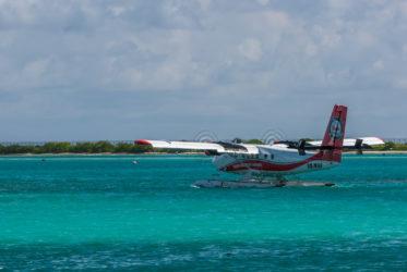 Male seaplane airport