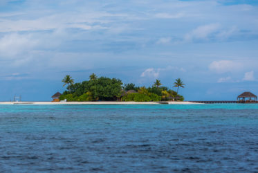 Lonely Island Maldives