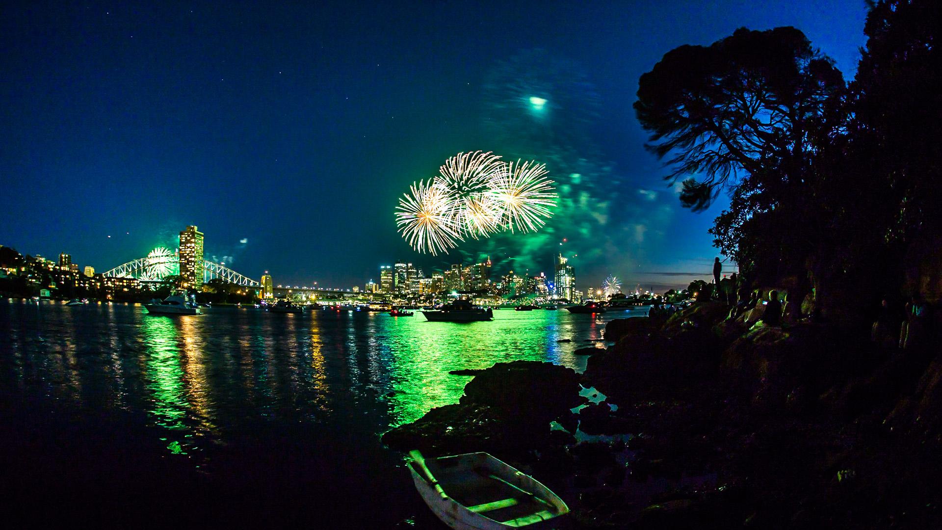 Sydney Sylwester 2016