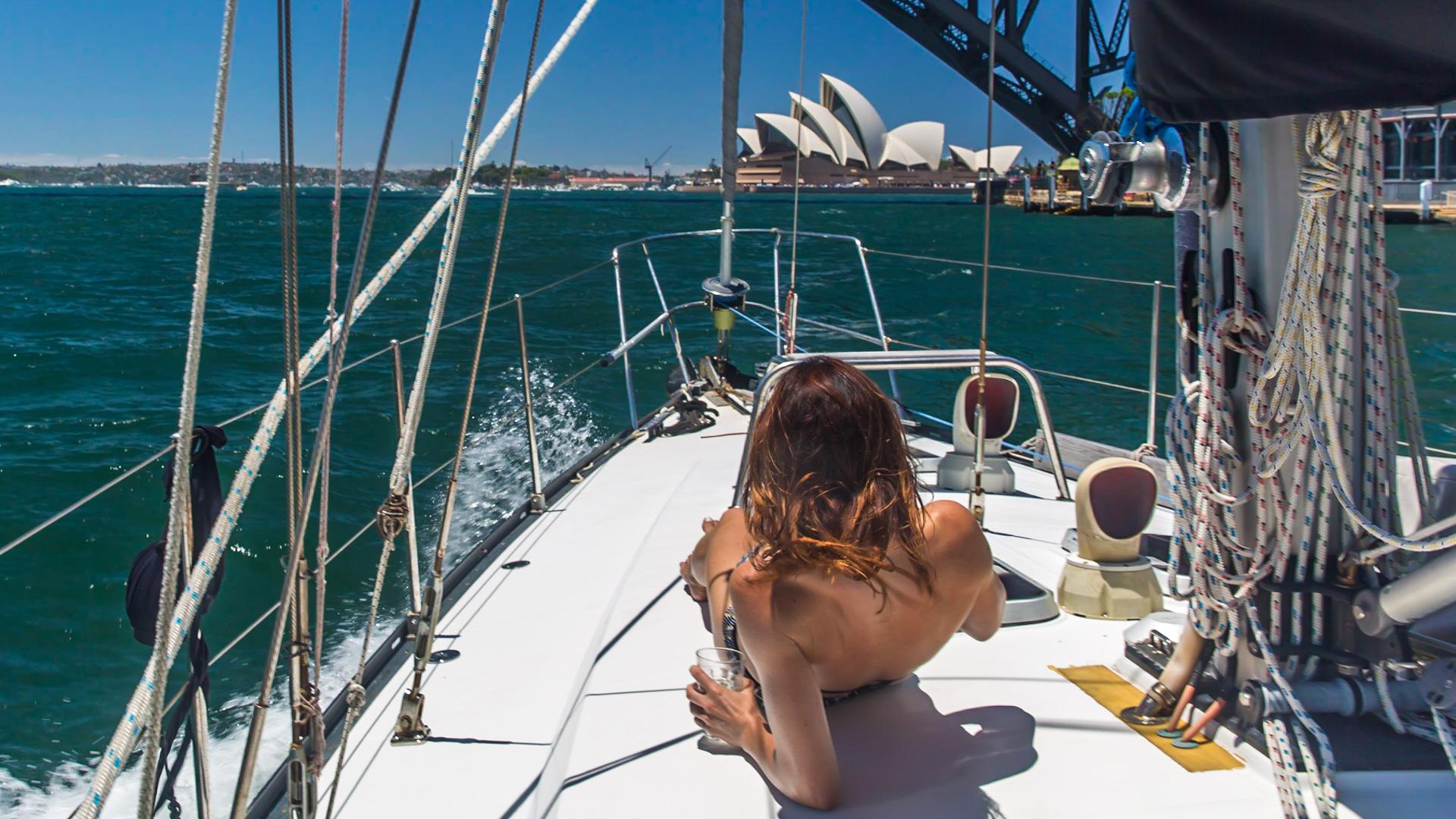 Sydney jachtem