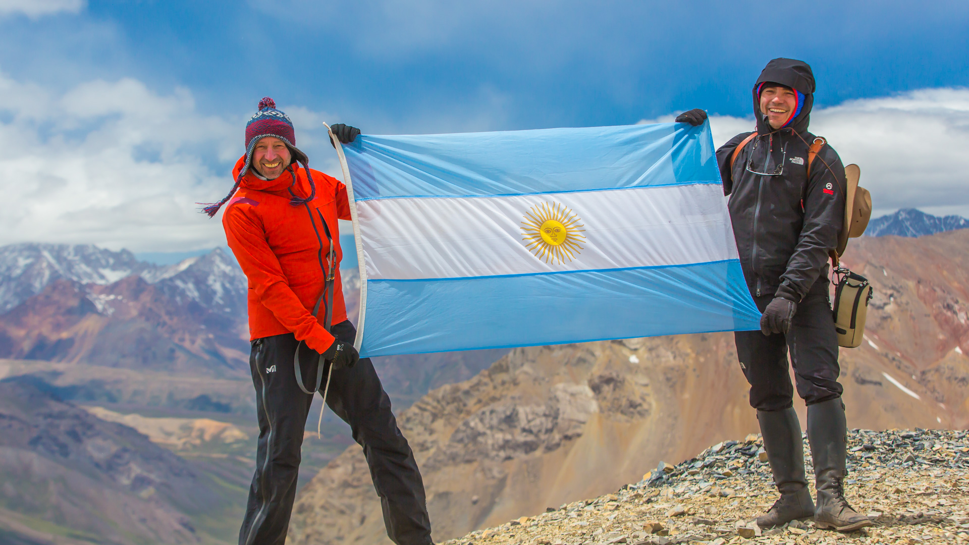 Viva Argentina! Konna wyprawa z Argentyny do Chile