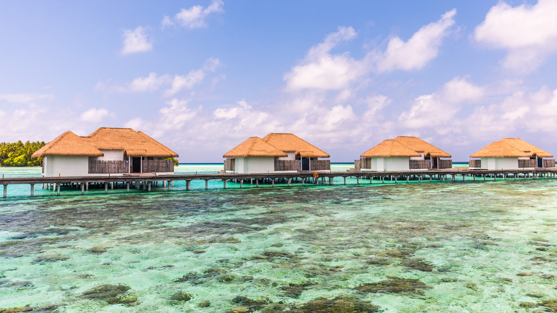 Water Villas at Como Maalifushi