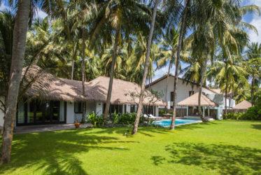 Como Maalifushi 2 bedroom beach villa