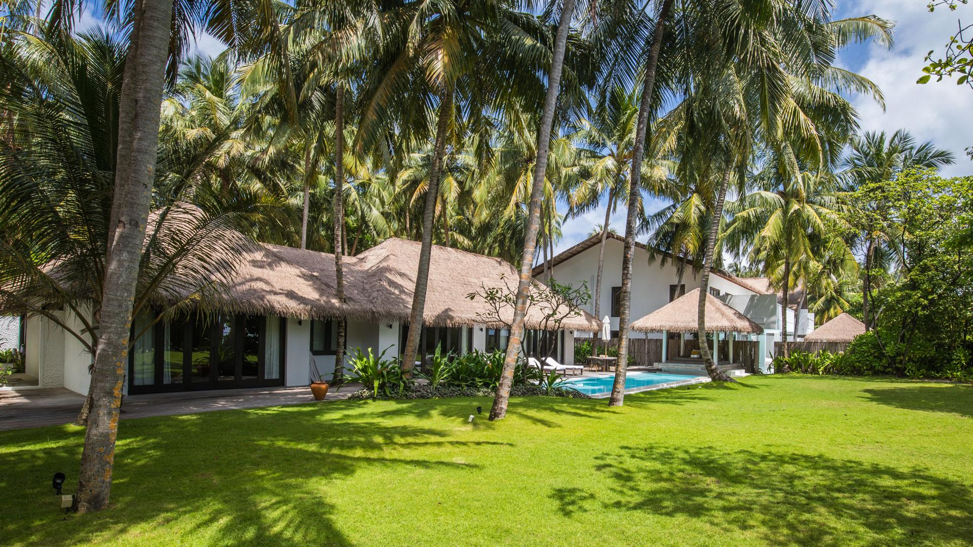 Maalifushi 2 bedroom beach villa