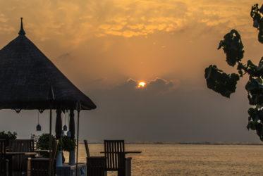 Four Seasons Kuda Huraa Sunrise