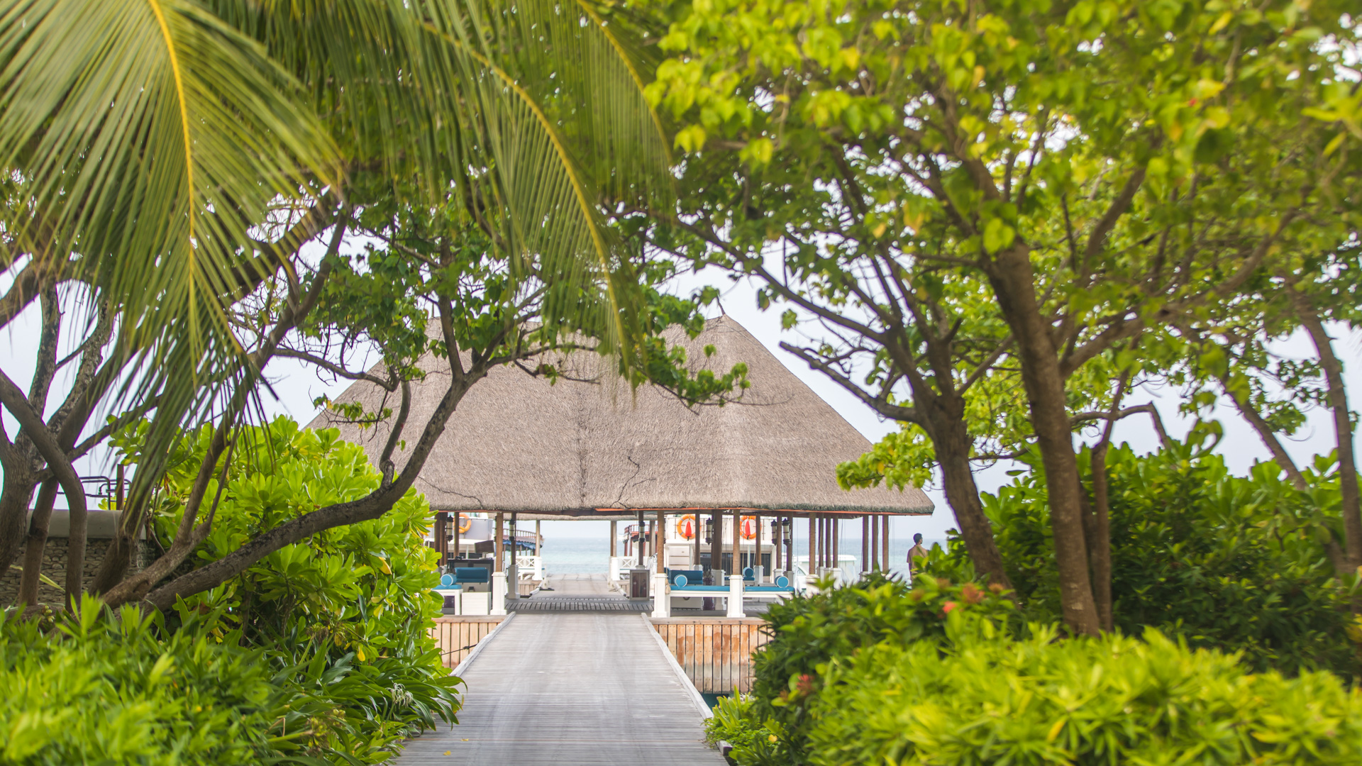 Four Seasons Kuda Huraa molo