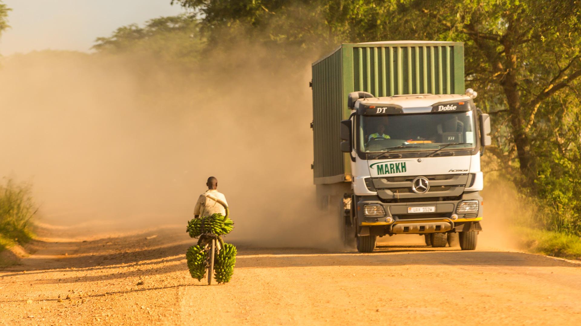 Codzienność w Ugandzie