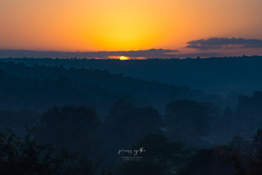 Singita Lebombo sunrise